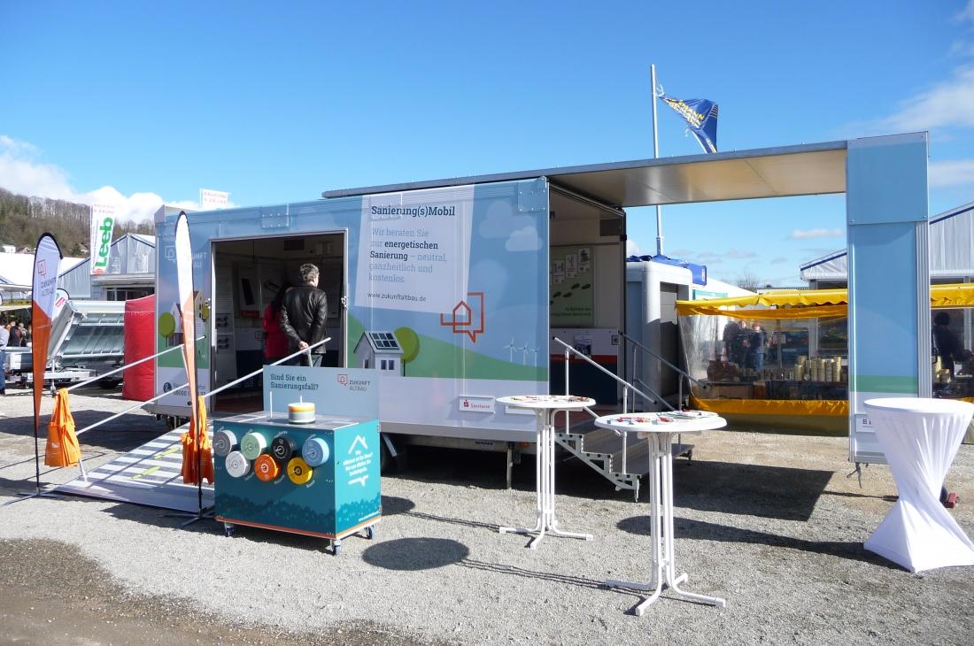 Sanierung(s)Mobil und Modernisierungsoffensive – Großer Energietag in Riedlingen
