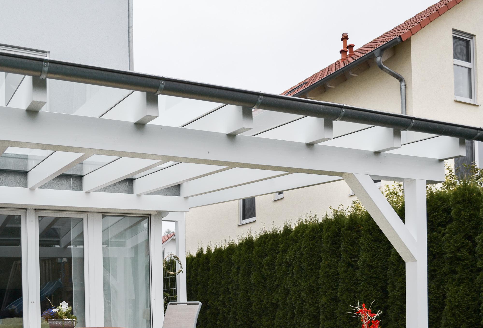 Terrassen, Balkone & Überdachungen | Zimmerei Wiedmer
