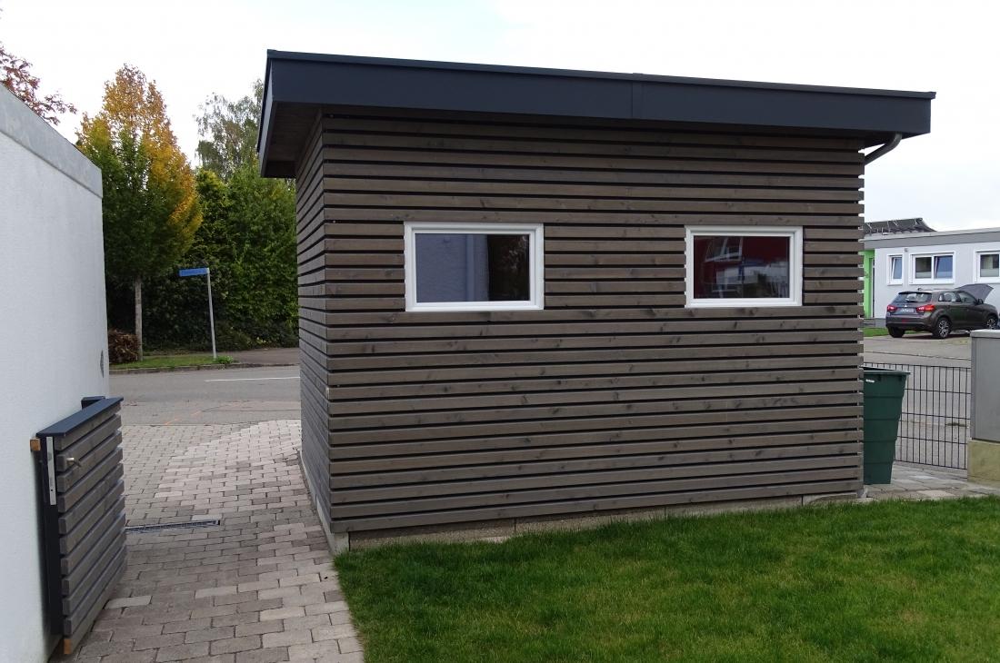 Gartenhütte – Individuell und Passgenau