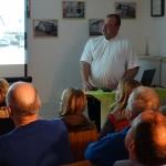 Wann sollte man sein Dach sanieren? Darüber spricht Andreas Wiedmer auf unseren Infoabenden.