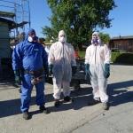 ZLeistungsspektrum erweitert: Auch Asbestsanierungen dürfen wir durchführen